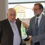 Il presidente della Fondazione Cenci Gallingani, Gianfranco Platti.